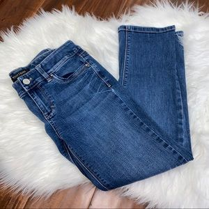 WHBM Cropped Jeans Size 2